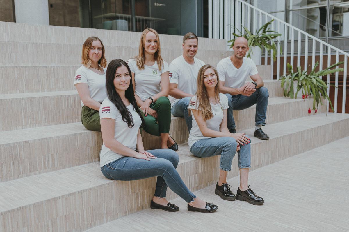 Core team photo